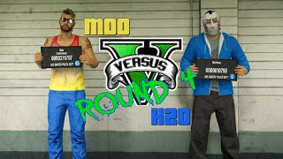 getlinkyoutube.com-GTA 5 Fun - Moo vs Delirious: Round 4 (PC and Xbox One Funny Moments)