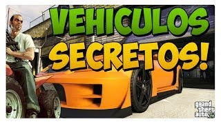 getlinkyoutube.com-GTA V | Localización de Coches/Autos Secretos en GTA 5