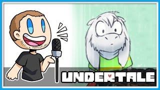 getlinkyoutube.com-💀 Undertale Comic Dub 💀 – ENDERTALE P17
