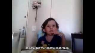 getlinkyoutube.com-Un niño Indigo Cristal explica a su mama porque no quiere comer animales