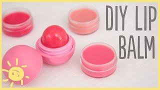 getlinkyoutube.com-DIY | 5 Minute Lip Balm