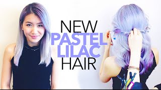 getlinkyoutube.com-How I Got PASTEL Hair (From Dark Hair)