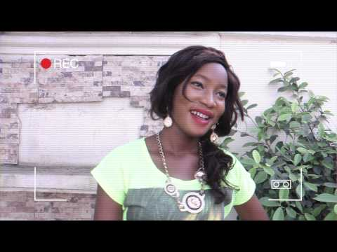 Weike @weikeezeigwe In Nigeria Lagos With {Africax5.tv} Documentary Part 3