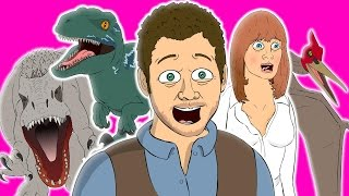 getlinkyoutube.com-♪ JURASSIC WORLD THE MUSICAL - Animated Parody Song