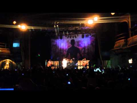 A Day To Remember - Argentina 2014 - It's Complicated (acoustic)
