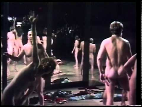 1971 Oh Calcutta Video closing act