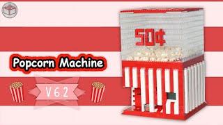 getlinkyoutube.com-LEGO Functional Popcorn Machine
