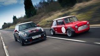 getlinkyoutube.com-World's fastest Minis - Mini JCW GP vs ZCars Mini Busa - autocar.co.uk