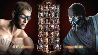 getlinkyoutube.com-Mortal Kombat 9 All Fatalities [HD] [2015] (mortal kombat )