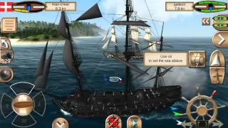 The Pirate : caribbean hunt gameplay
