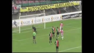 [Terazpasy.pl] Karny-Pawlusiński w meczu NEC-Cracovia (1-1)