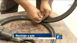 getlinkyoutube.com-Reciclaje y arte