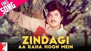Zindagi Aa Raha Hoon Mein - Full Song   Mashaal   Anil Kapoor   Kishore Kumar width=