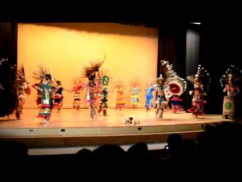 Danzas Prehispánicas