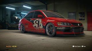 getlinkyoutube.com-Need For Speed 2015 - Tokyo Drift EVO 9! Cruise Gameplay