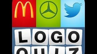 getlinkyoutube.com-Logo Quiz - English Level's 1-166 Answers