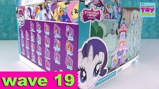 getlinkyoutube.com-My Little Pony NEW Wave 19 or 20 Blind Bag Figures Opening Full Set | PSToyReviews