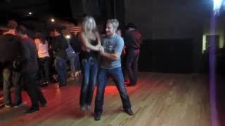 getlinkyoutube.com-Country Dancing - Swing, Aerials, Flips, Waterfall, Candlestick, Dips, Slides, Butt Spin.