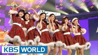 getlinkyoutube.com-LABOUM - AALOW AALOW | 라붐 - 아로아로 [Music Bank Christmas Special / 2015.12.25]