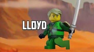 getlinkyoutube.com-LEGO Ninjago- Poznajcie Lloyda- Wszystkie sezony