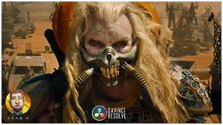 getlinkyoutube.com-Mad Max Color Grading in Davinci Resolve