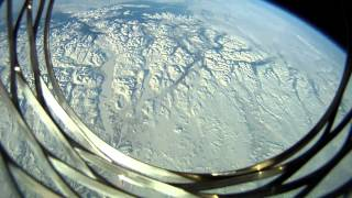 getlinkyoutube.com-GoPro HD Camera launched into space on high powered rocket. Amazing footage!