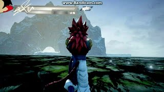 Dragon ball unreal gameplay-all goku transformation