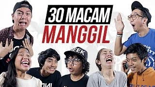 getlinkyoutube.com-30 MACAM MANGGIL feat. EDHOZELL, BENAKRIBO, DINADINODAY, DEVINAUREEL, AULION