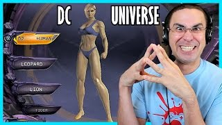getlinkyoutube.com-Είμαι η ΣΟΥΠΕΡ ΒΥΖΟΚΩΛΗ! (DC Universe)