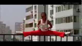 getlinkyoutube.com-The Karate Kid - The Training ; Jackie Chan & Jaden Smith