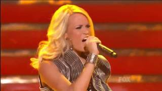 getlinkyoutube.com-Carrie Underwood / Undo It (Live Performance at American Idol Finale)