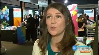 getlinkyoutube.com-Helping children deal with anxiety & stress - Prof Lea Waters on TEN Eyewitness News