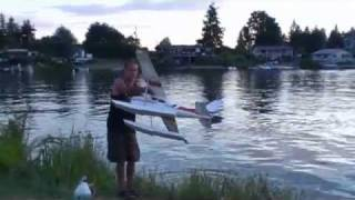 getlinkyoutube.com-Cessna RC Float Plane.m4v