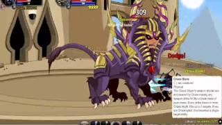getlinkyoutube.com-Aqw chaos slayer class solo