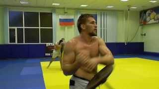 getlinkyoutube.com-BRYANSK FIGHTERS, круговая тренировка Виталия Минакова