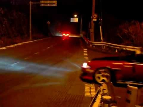 Osaka Touge Drifting