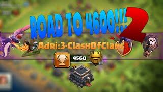 TH9 Titan - Road to 4600! #2