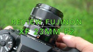 getlinkyoutube.com-Tech Chill ตอนที่ 189 รีวิวเลนส์ Fujinon XF 23mm f2