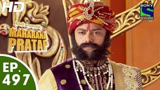Bharat Ka Veer Putra Maharana Pratap - महाराणा प्रताप - Episode 497 - 1st October, 2015