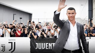 Cristiano Ronaldo arrives at J|Medical width=