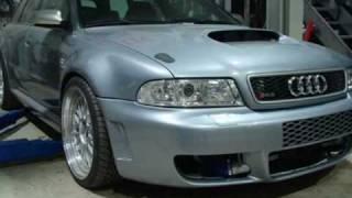 getlinkyoutube.com-B5 RS4 with C5 RS6 V8 engine