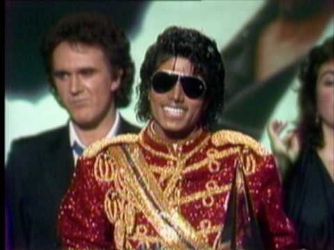 Michael Jackson Wins Favorite Pop Album For
