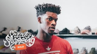 Sneaker Shopping with Jimmy Butler | Complex