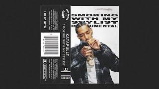 getlinkyoutube.com-Nipsey Hussle - Smoking With My Stylist Official Instrumental