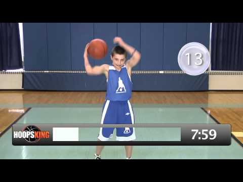 Beginning Ball Handling & Dribbling Drills for Youth with Jason Otter