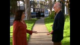 getlinkyoutube.com-Curb Your Enthusiasm - Muggery with the therapist