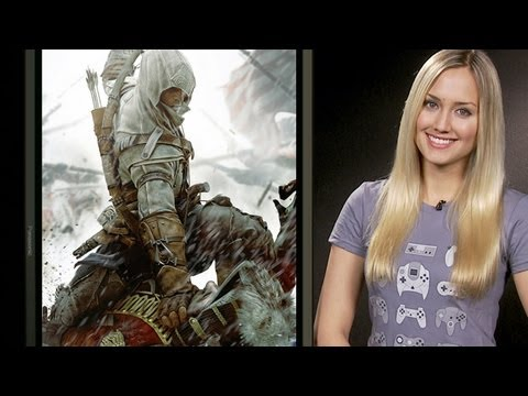 Assassin's Creed III Debuts & Halo 4 First Look! -IGN Daily Fix 03.05.12
