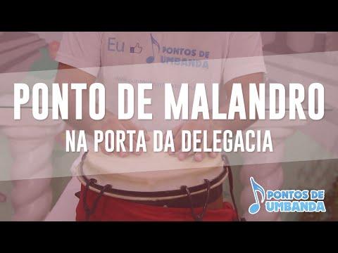 Ponto de Malandro - Na porta da delegacia