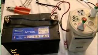 بالفيديو :مهندس يقدم حلا لمشكلة انقطاع التيار الكهربى بأقل تكلفة وضوضاء اقل