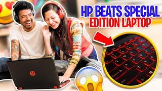 getlinkyoutube.com-HP Beats Special Edition Laptop 15-p030nr 15Z Backlit Keyboard w/ Touchscreen Review